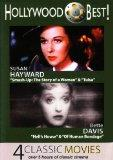 Hollywood Best! Susan Hayward & Bette Davis - 4 Classic Movies Includes: Smash Up, Tulsa, He...