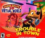 JumpStart 3-D Virtual World: Trouble in Town for PC