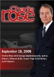 Charlie Rose with George Stephanopoulos, James Clyburn, Michael Duffy, Susan Page & Ed Rolli...
