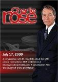 Charlie Rose with David Ho; Deanna Brown, Michael Hirschorn & Kurt Andersen; Terry Peace & D...