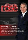 Charlie Rose with Lee Bandy; William Kristol, Eric Pooley & Evans Witt; Robin Wright (Februa...