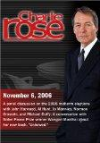 Charlie Rose with John Harwood, Al Hunt, Jo Mannies, Norman Ornstein, and Michael Duffy; Wan...