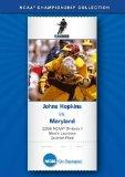 1996 NCAA(r) Division I Men's Lacrosse Quarter-Final - Johns Hopkins vs. Maryland