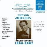 Edward Johnson, Historical Recordings from 1914-28
