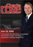 Charlie Rose - Scott Shane /Terry Wrong/An appreciation of comedian George Carlin. (June 23,...