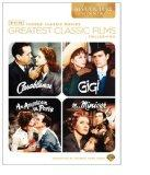 TCM Greatest Classic Films Collection: Best Picture Winners (Casablanca / Gigi / An American...