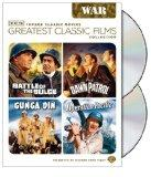 TCM Greatest Classic Film Collection: War (Battle of the Bulge / The Dawn Patrol / Gunga Din...