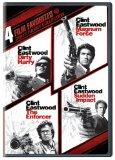 4 Film Favorites: Dirty Harry (Dirty Harry: Deluxe Edition, The Enforcer: Deluxe Edition, Ma...