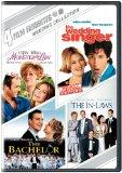 4 Film Favorites: Weddings (The Bachelor, The In-Laws, Monster-in-Law, The Wedding Singer: S...