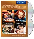 TCM Greatest Classic Film Collection: Legends - Bette Davis (Now, Voyager / Dark Victory / O...
