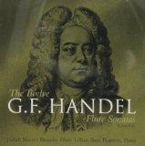 Twelve Handel Flute Sonatas
