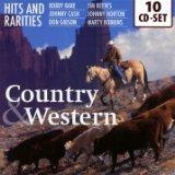 200 Hits and Rarities of Country & Western: Bobby Bare, Johnny Cash, Don Gibson, Jim Reeves,...