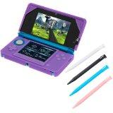 GTMax Dark Purple Silicone Skin Rubber Soft Case + 4 Colors Stylus (White / Black /Blue/Pink...